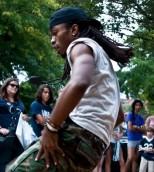 Penn State Family Clothesline Performance