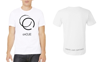 White T-Shirt $18